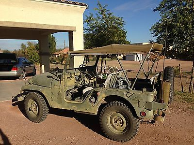 Willys : M 38 A1 jeep 1956 willys jeep m 38 a 1 jeep nekaf military radio vehicle original and rare