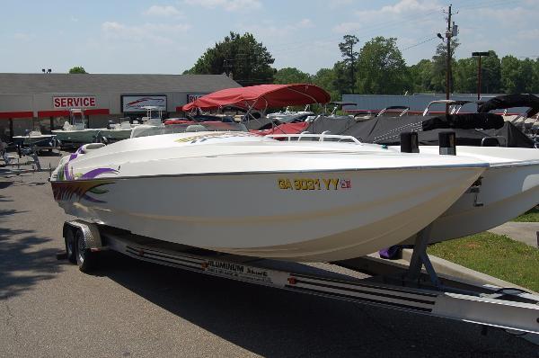 1999 Catamaran Spectra