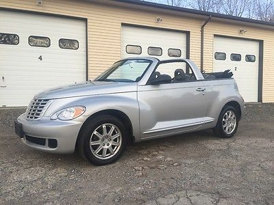 Chrysler : PT Cruiser 2007 pt cruiser convertible 72 000 miles new top automatic buy it now 4900.00