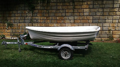 2008 Walker Bay 10 Sail Power Row Dighny Tender Boat Inflatable Rid 310
