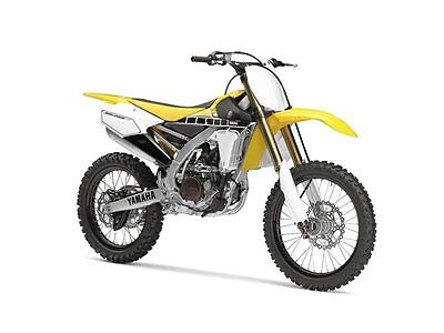 Yamaha : YZ 2016 yamaha yz 250 f in anniversery yellow brand new y 1568 c s