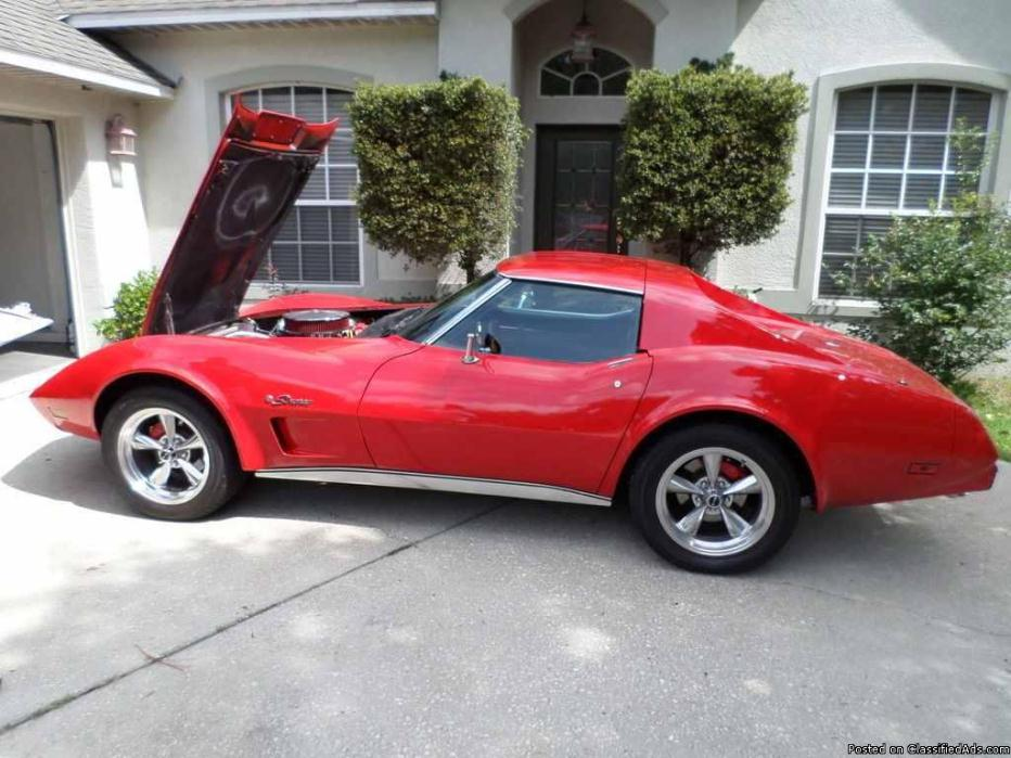 1976 Corvette Stingray Cars For Sale