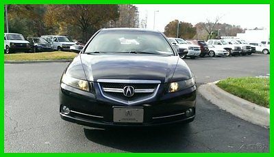 Acura : TL Type-S 2008 type s used 3.5 l v 6 24 v automatic fwd sedan premium