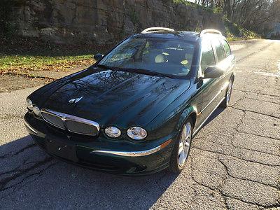 Jaguar : X-Type 3.0L Sportwagon AWD 4dr Wagon 2008 x type sportwagon only 52 k miles free shipping make offer