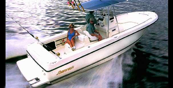1997 Shamrock 246 Open