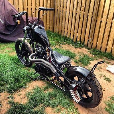 Custom Built Motorcycles : Bobber 1982 yamaha xs 650