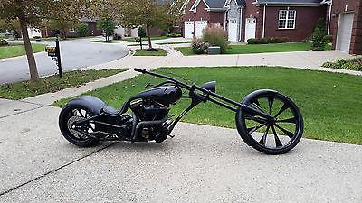 Custom Built Motorcycles : Chopper 2014 custom prostreet chopper