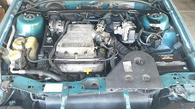 Chevrolet : Cavalier RS Wagon 4-Door 1993 chevrolet cavalier rs wagon 4 door 3.1 l