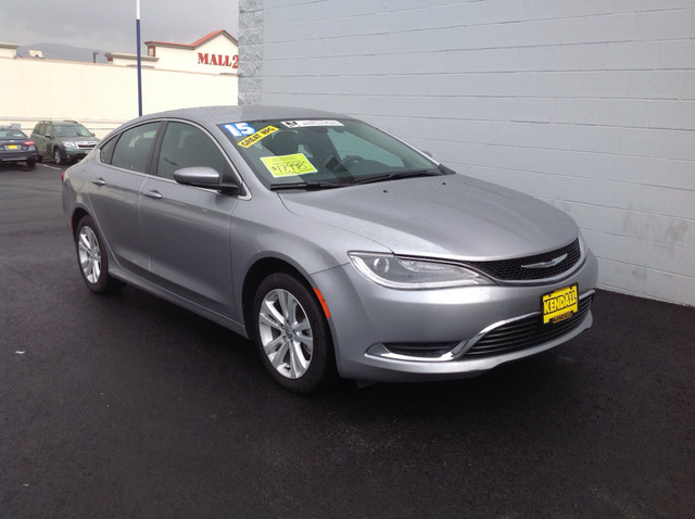 2015 Chrysler 200 Limited Lewiston, ID