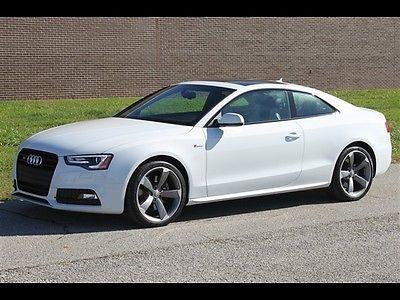 Audi : S5 3.0T quattro Premium Plus 2015 audi s 5 3.0 t quattro premium plus automatic only 3 000 miles