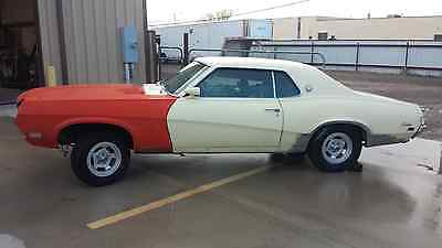 Mercury : Cougar XR-7 1969 mercury cougar xr 7 351 windsor