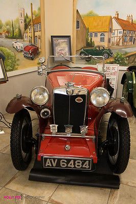 MG : Other MG PA sports car