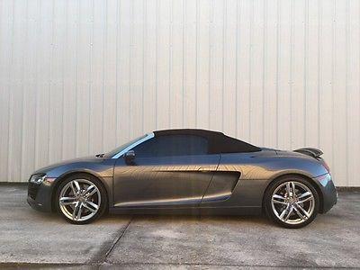 Audi : R8 SPYDER QUATTRO S TRONIC 2014 audi r 8 spyder quattro s tronic 145 700 sticker