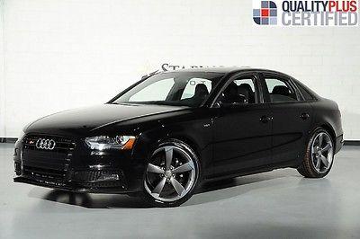 Audi : S4 Quattro Prestige 2014 audi quattro prestige