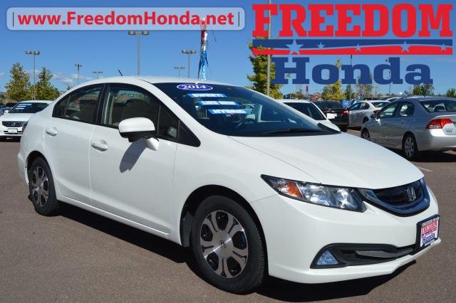 2014 Honda Civic Hybrid Base Colorado Springs, CO