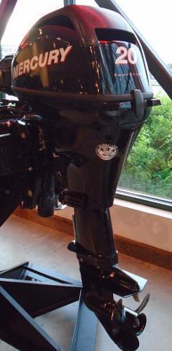 2012 MERCURY 20ELPT Engine and Engine Accessories
