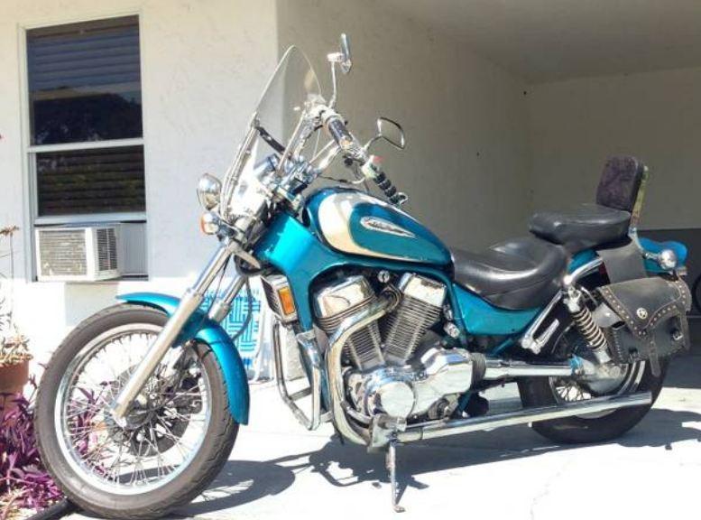 1996 suzuki intruder motorcycles for sale