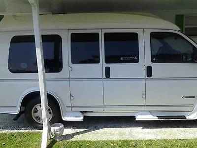 Chevrolet : Express 1500 Aero 1999 chevrolet express 1500 conversion van w handicap lift
