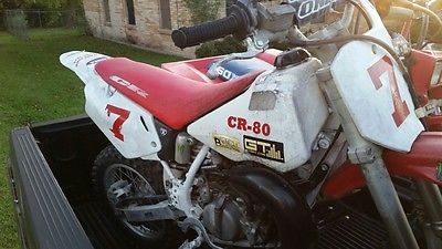 Cr 80 2 Stroke Motorcycles for sale
