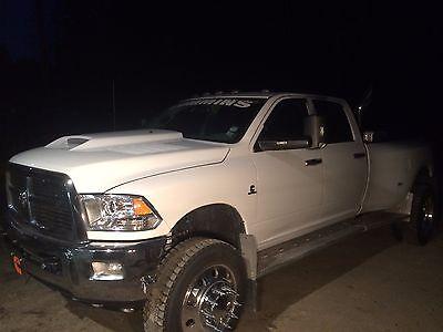Dodge : Ram 3500 slt 2012 dodge ram 3500