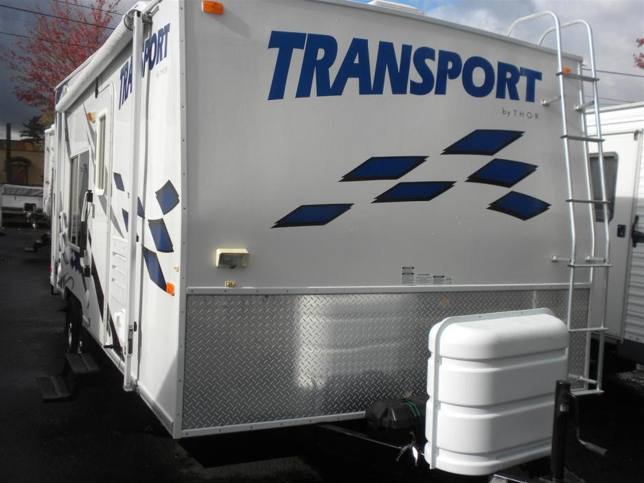 2006 Tahoe Transport 21FT TOY HAULER TRAILER