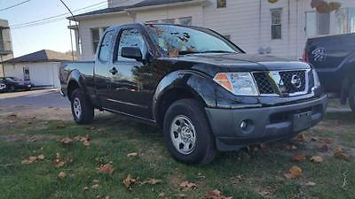 Nissan : Frontier XE 2008 nissan frontier xe 1 owner manual 6 ft super clean seats 4 save gas