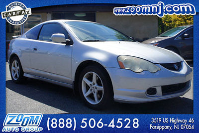 Acura : RSX 3dr Sport Coupe Type S 145 k mi 2003 acura rsx type s manual 6 speed warranty