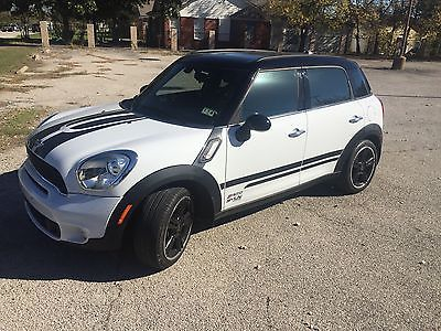 2011 Mini Cooper Countryman S Cars For Sale