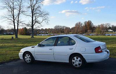 Nissan : Altima GXE TOP AUTOCHECK SCORE + SUPER CLEAN + 2ND OWNER + STICK SHIFT+PET & SMOKE FREE CAR