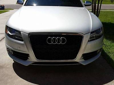 Audi : S4 Premium Plus 2012 audi s 4 450 hp supercharged awe tuned nav mmi