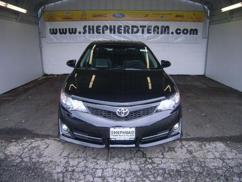 2012 Toyota Camry SE Fort Scott, KS