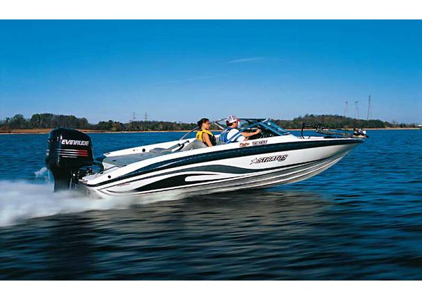 Stratos fish and ski boats for sale for Fish and ski boats for sale
