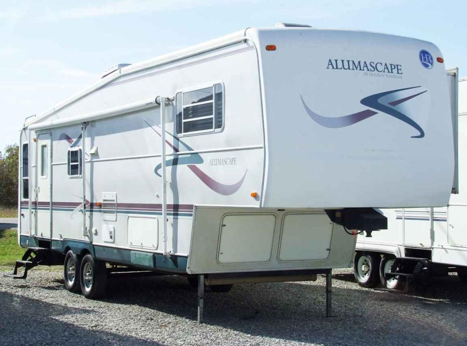 Holiday Rambler Alumascape Alumascape 32skd Rvs For Sale