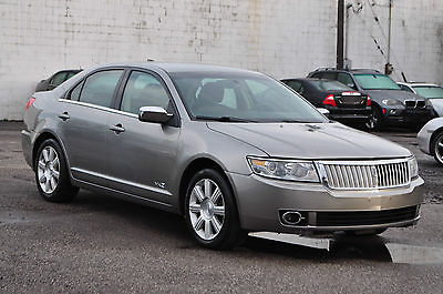 Lincoln : MKZ/Zephyr Base Only 44K Heated/Cooled Leather Sync Bluetooth Rebuilt Title Like Fusion 07 08 10