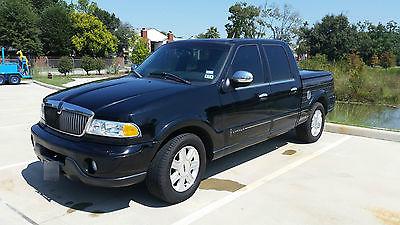 Lincoln : Blackwood Crew Cab Pickup 4-Door 2002 lincoln blackwood crew cab pickup 4 door 5.4 l rare