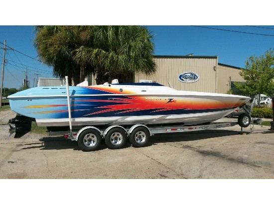 2006 Donzi 35 FT ZR