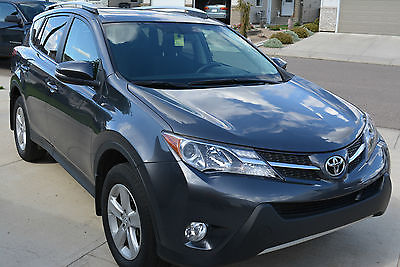 Toyota : RAV4 XLE 2013 toyota rav 4 xle awd sunroof heated seats