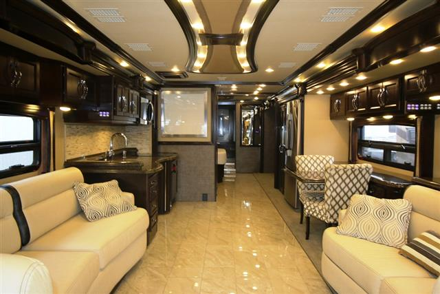 2014 American Coach Heritage 45T