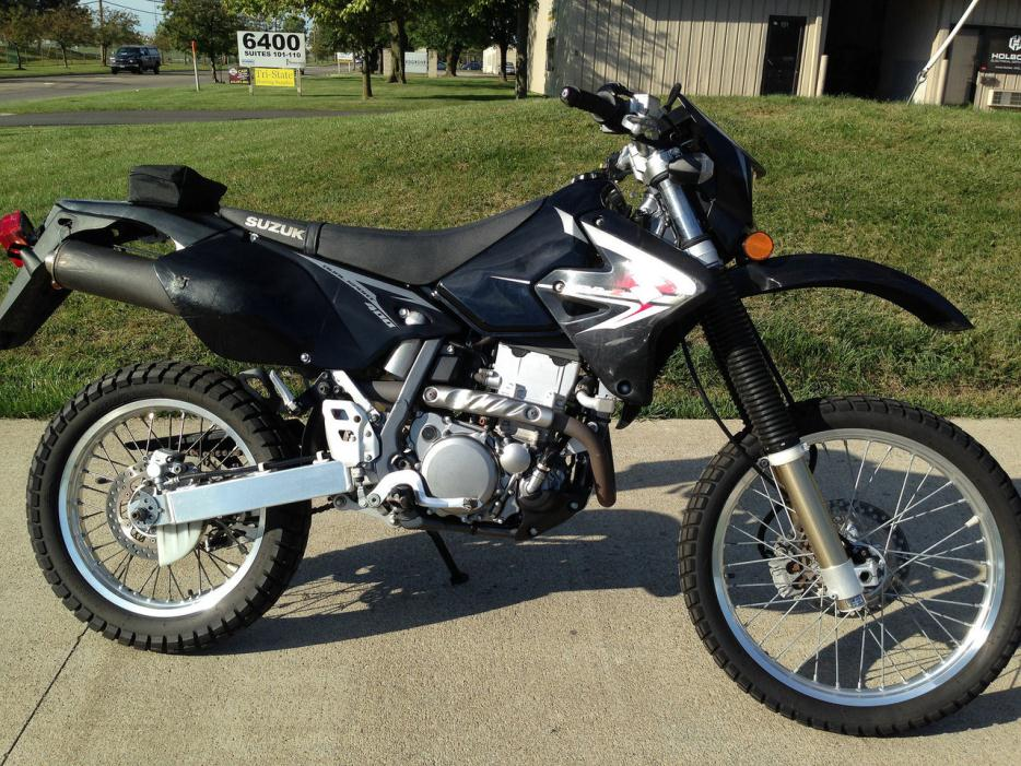 drz400 dual sport motorcycles for sale in columbus ohio. Black Bedroom Furniture Sets. Home Design Ideas