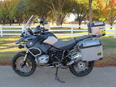 BMW : Other 2013 bmw gsa 90 th anniversary panniers enduro 1 st gear esa ride control nav