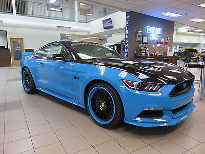 Ford : Mustang GT 2015 petty s garage stage 2 ford mustang gt