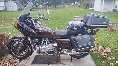 Honda : Gold Wing 1983 honda goldwing 1100 for pick up only