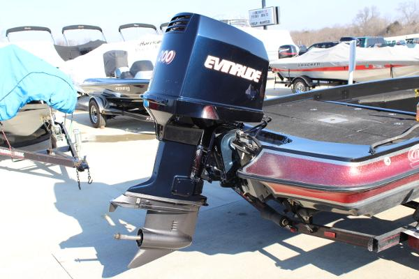 1990 EVINRUDE 200HP Engine and Engine Accessories