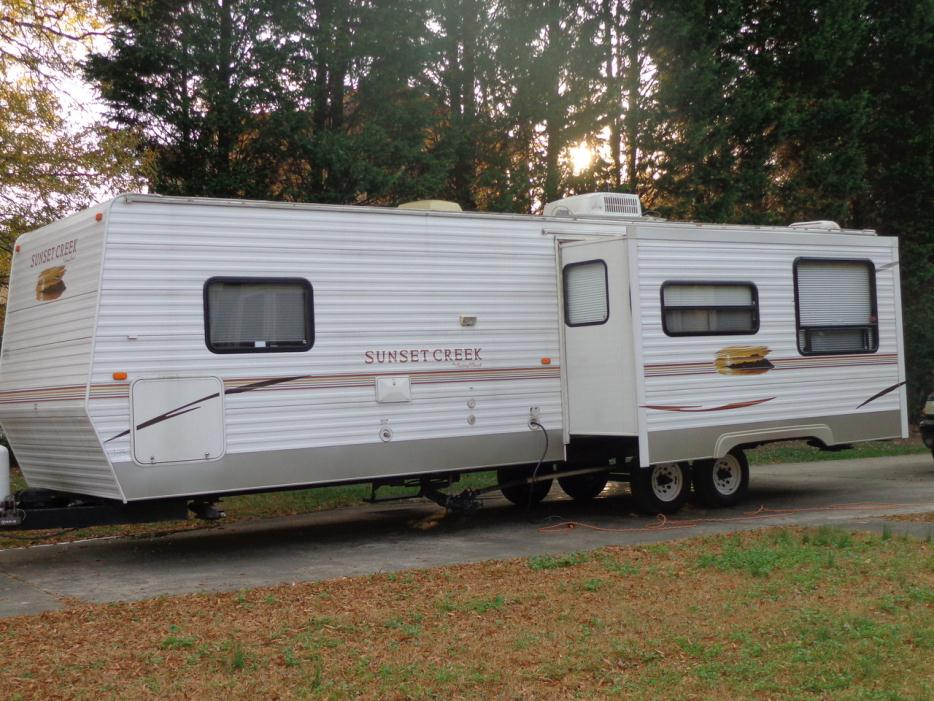 2008 Sunnybrook Sunset Creek 297SL