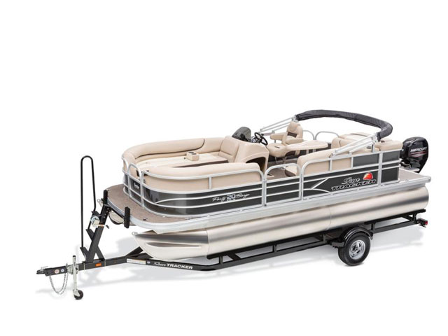 2016 Sun Tracker Recreational Party Barge 20 DLX