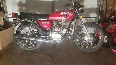 Honda : CB 1979 honda cb 125 s original very nice