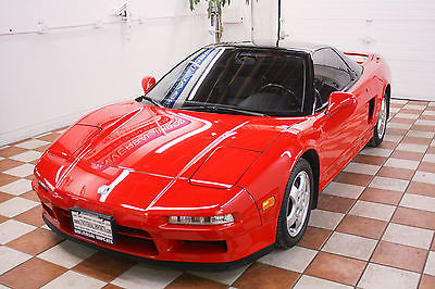 Acura : NSX Base Coupe 2-Door 1992 acura nsx show condition perfect in everyway all original paint 51 k auto