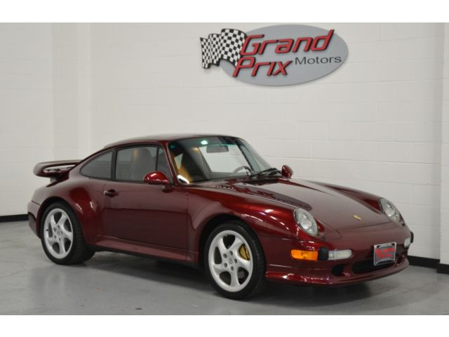Porsche : 911 2dr Cpe Carr 1998 porsche 911 carrera s coupe 2 d low 48 k miles aero kit every service record