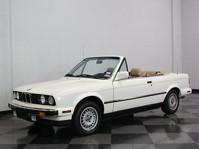 BMW : Other SUPER CLEAN 325i CONVERTIBLE, ALL ORIGINAL & EXCEPTIONALLY WELL MAINTAINED