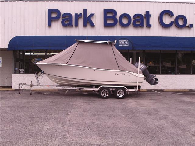 2013 NAUTIC STAR XS Series Boat 2000 XS